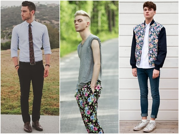 look-masculino-floral-3