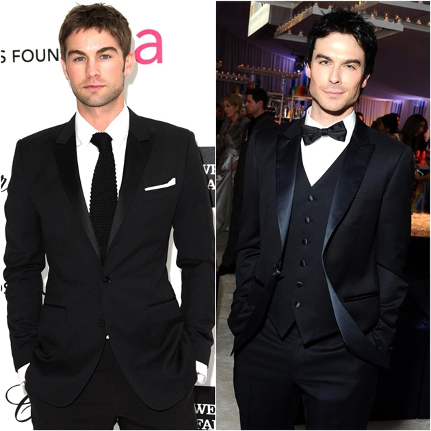 chace crawford e Ian Somerhalde