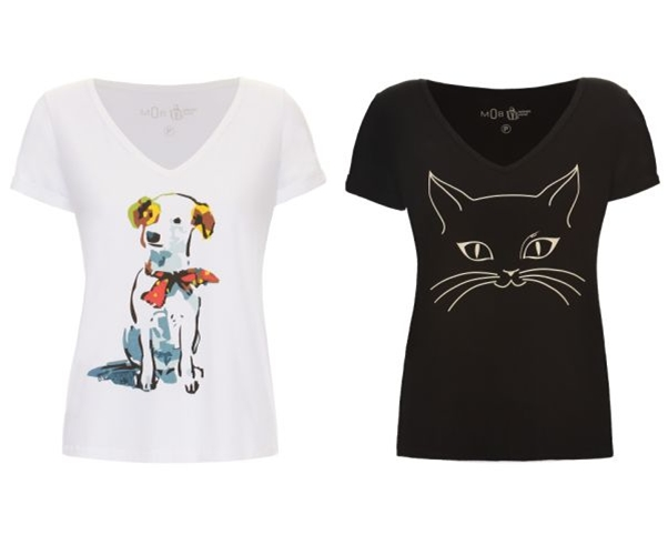 MOB- Ampara Cat e dog - R$ 89,00