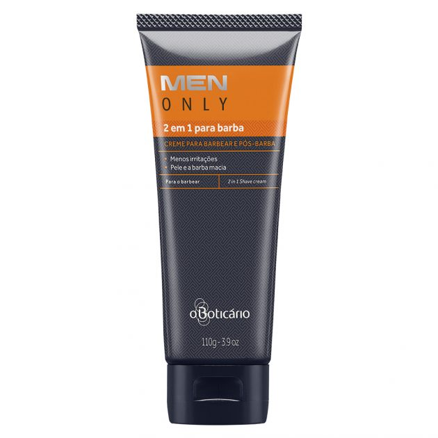 Men Only Creme para barbear